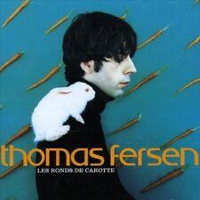 THOMAS FERSEN - LES RONDS DE CAROTTE NEW CD