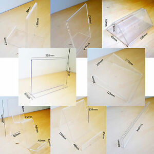 3-10-x-Clear-Acrylic-Retail-Shop-Display-Paper-Brochure-Stand-Case-Holder