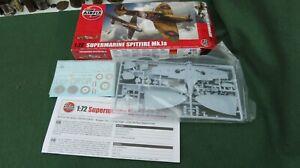 Airfix Motore Supermarine Spitfire Mk. 1a Kit Modellino in scala 1:72