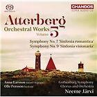 Kurt Atterberg - Atterberg: Orchestral Works, Vol. 5 (2016)