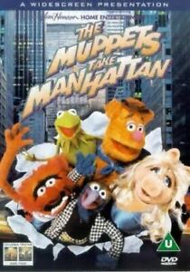 Very-Good-The-Muppets-Take-Manhattan-DVD-1986-DVD
