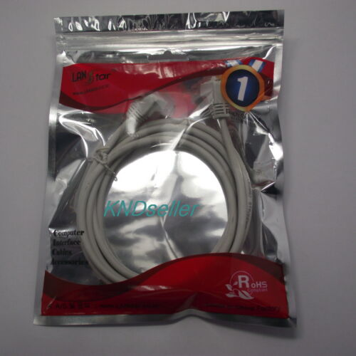 5m 15ft Right Angle 90 Degree Cat5e Utp Lan Cable 10//100 Ethernet Patch cat5 NEW