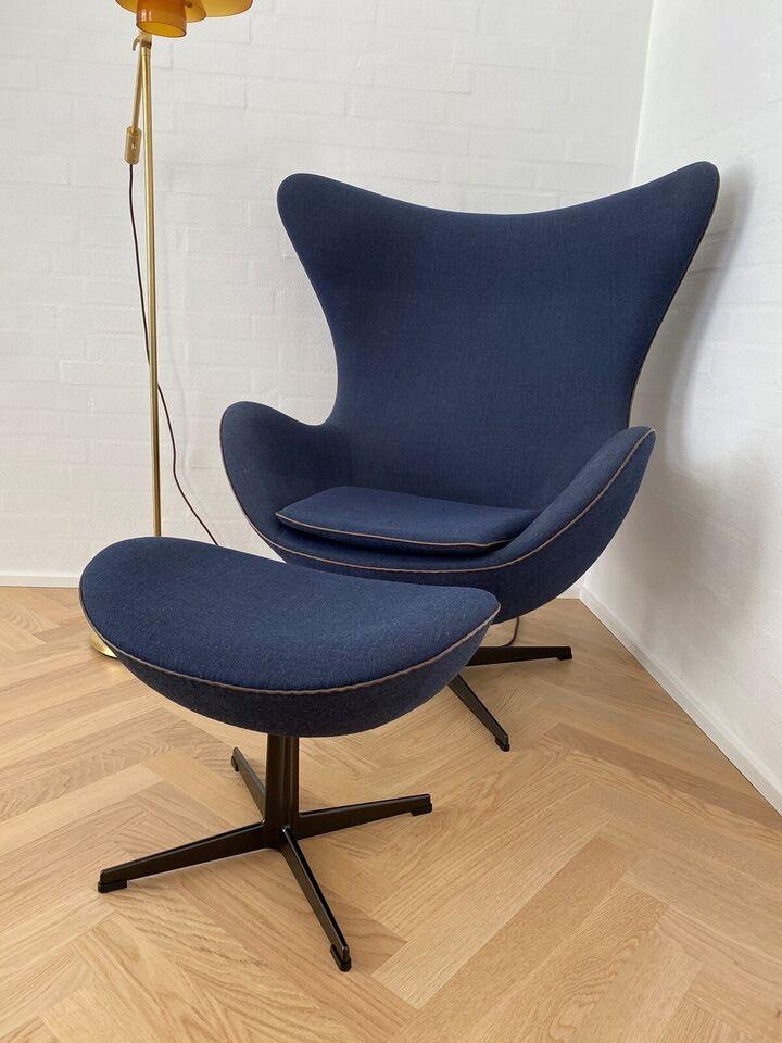 Arne Jacobsen, Ægget , Lænestol og – dba.dk – Køb og Salg af