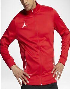 53be427a2d9 Nike Men's Size 4XL Jordan Flight Team Full Zip Basketball Jacket ...