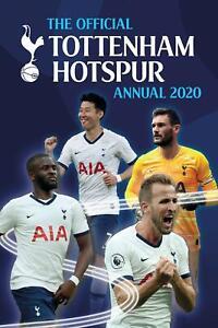 The-Official-Tottenham-Hotspur-Annual-2020