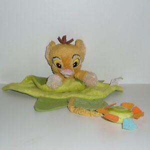 Doudou-Lion-Disney-Simba