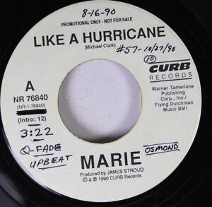90-039-S-45-Marie-Like-A-Hurricane-Like-A-Hurricane-On-Curb-Records