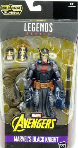 "Marvel/'s Black Knight 6/""//environ 16 cm actionfigure Hasbro Marvel Legends Avengers"
