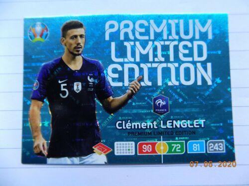 Panini Adrenalyn Xl Uefa Euro 2020-Edición Limitada-Clement Lenglet