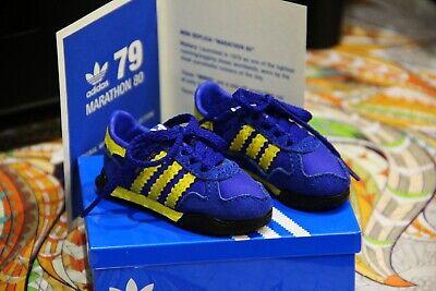 Adidas ORIGINALS MINI MUSEUM Marathon 80 Trainer TR OG 1979 TRX Vintage SL | eBay