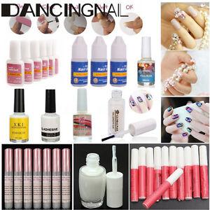 Pegamento-Pegatinas-Adhesivo-Unas-Postizas-Manicura-Gel-Nail-Glue-Acrilico-Nuevo