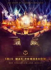THIS WAS TOMORROW - THE TOMORROWLAND MOVIE BLU-RAY NEU HANS ZIMMER/FAITHLESS/+