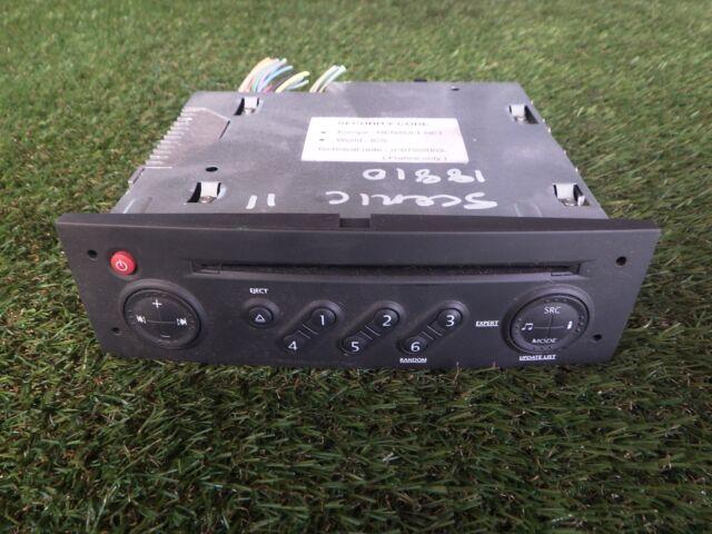 32762 radio Renault Grand Scenic II (jm) 1.9 DCI 81 kw 110 PS (05.2005 - >)