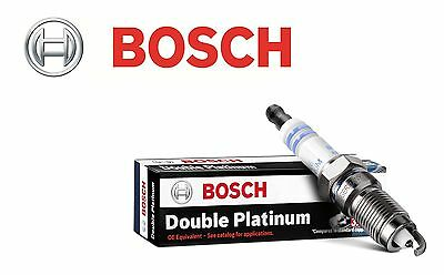 Pack of 1 8118 WR8LPP33X Original Equipment Fine Wire Double Platinum Spark Plug, Bosch