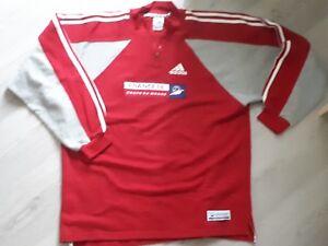 Détails sur Sweat Adidas vintage Coupe du monde 98 officiel taille L France 1998 fifa foot