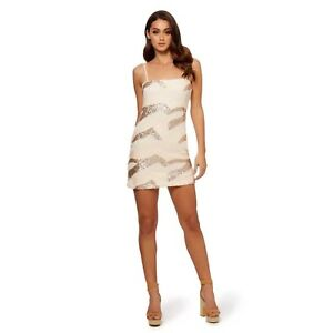b9cfcbb1fd Image is loading Kookai-Gala-Mini-Dress-in-size-36