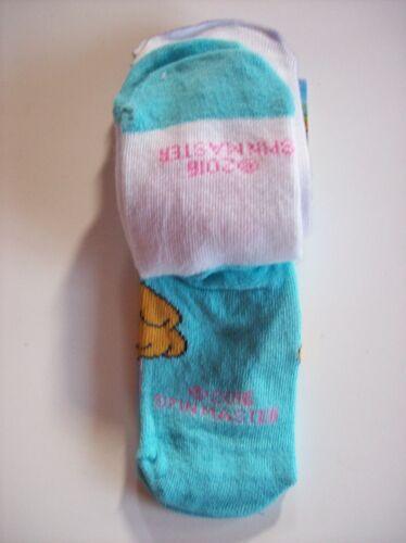 Paw Patrol Dory Princess Socks Girls Toddler 3 Pr No Show Select Size Design NWT