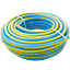 50 Meter m 1//2 Zoll Wasserschlauch Profi BLAU// GELB Gartenschlauch 10 20 1€//m