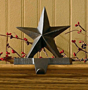Park Designs Star Stocking Hanger – Iron