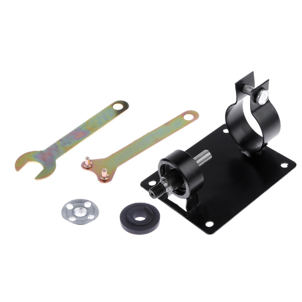 Electric Drill Cutting Seat Stand Bracket Table Angle Grinder Wrench Gasket