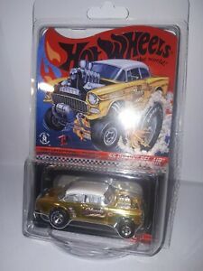 Hot-Wheels-2019-RLC-sELECTIONs-039-55-Chevy-Bel-Air-Gasser-Dirty-Blonde-Protector