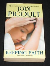 wm* SALE : JODI PICOULT ~ KEEPING FAITH