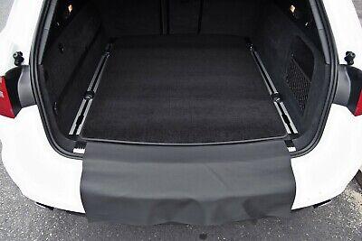 2018 2-teilige Kofferraummatte Ladekantenschutz für Audi A6 //S6 C8 Avant ab Bj
