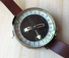 Genuine Soviet Russian Military Army Officer Hand Wrist Compass Surplus USSR