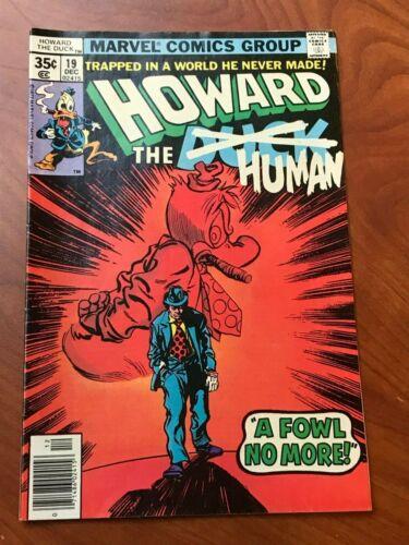 Howard the Duck # 3 4 5 6 7 15 16 17 18 19 20 21 23 Marvel Comics 1970/'s Pick