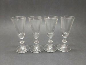 Vintage-Stemmed-Cordial-Shot-Shooter-Glasses-Set-of-4