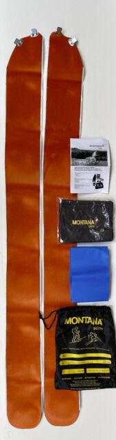 Montana Splitboard Peaux Universel - Pour Planches Longueur 157cm