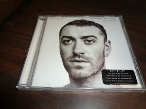 NEW-CD-The-Thrill-Of-It-All-Special-Edition-by-Sam-Smith