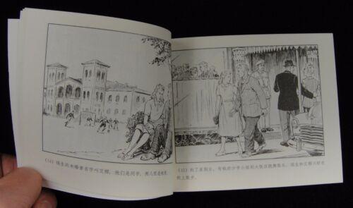 Korean War Set of 30 Volumes China Comic Strip in Chinese