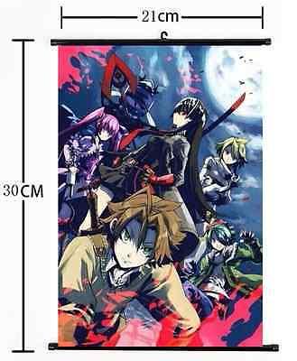 Akame ga KILL Akame Ga Kiru Home Decor Japanese Poster Wall Scroll Cosplay 044