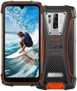 Blackview BV6900 Robusto IP68 Impermeable Smartphone 4GB+64GB Teléfono móvil NFC