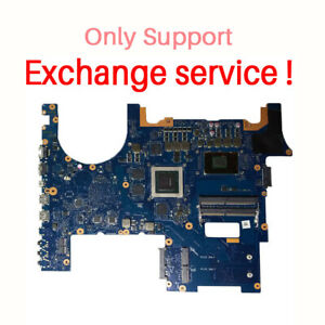 Boerse-fuer-Asus-ROG-g752vy-Laptop-Motherboard-mit-i7-6700hq-Main-Board-gtx980m