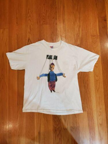 Vintage Pearl Jam Freak Shirt Size Large Grunge Ni