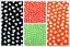 Heart Print Cotton Dress Fabric EM-HeartsCot571-Orange-M