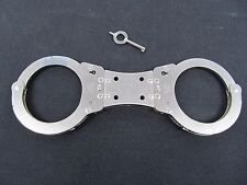 Ex Police Hiatt Skeleton Speedcuffs Speedcuff Rigid Handcuffs & Key Grade 1 K2/S