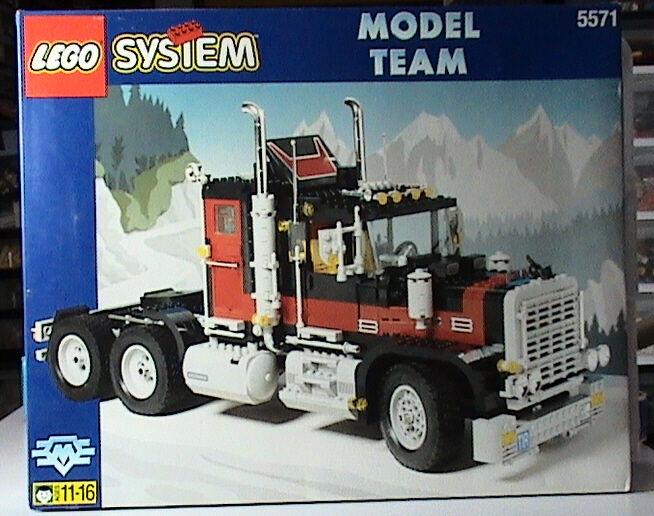 Lego Modell Team 5571 Gigantischer Lkw Neu Ovp Htf