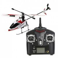 4CH 4 Channel 2.4GHz Single Blade RC Radio Control Helicopter with Gyro V911 RTF