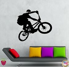 Wall Stickers Vinyl Decal Bike Biker Extreme Street Sport Teens (z2103)