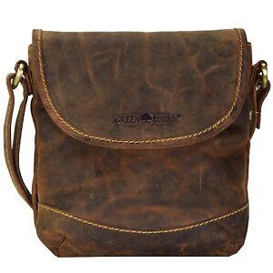 Greenburry-Vintage-Umhaengetasche-Leder-17-cm-brown