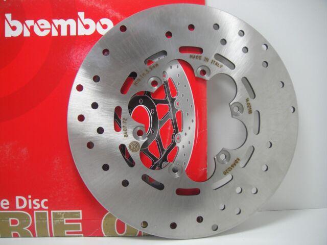 DISCO DE FRENO TRASERO BREMBO 68B40772 BENELLI 400 VELVET 2007 2008 2009 2010