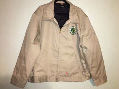 dickies jacket 3xl County Of LA Dept. Of Parks And
