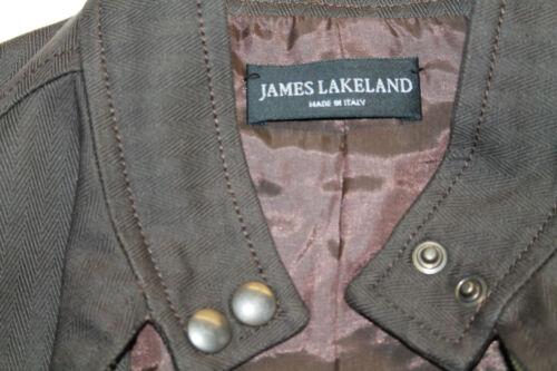Veste taille laine femmes M Lakeland poitrine jean femme kaki en 36 pour James et SRUwSqBr
