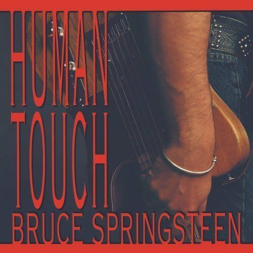1 von 1 - Bruce Springsteen Human Touch (Soul Driver, Pony Boy) 90`s Sony CD Album