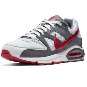 Dettagli su Scarpe Nike Air Max Command Taglia 42.5 629993-049 Grigio