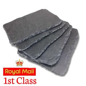 New-NATURAL-Flat-SLATE-Rock-Piece-AQUARIUM-Fish-Tank-Gravel-Reptile-Basking-Tile