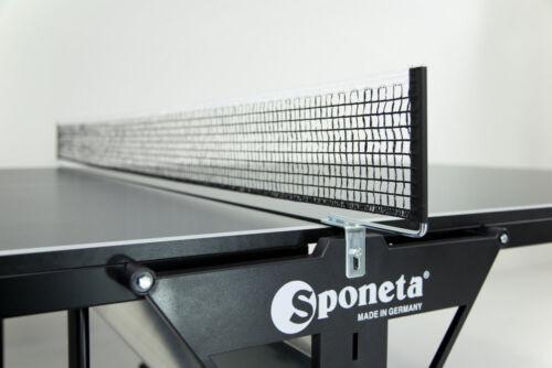 Sponeta S 1-26i grün  1-27i blau Indoor Tischtennisplatte  mit Netz